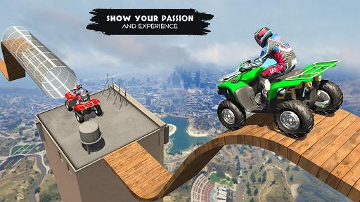 ATV Quad Bike Simulator 2021: Quad stunts Bike 4x4 1.9 screenshots 6