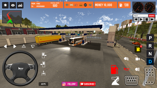 INDIA BUS SIMULATOR 2.1 screenshots 6