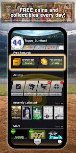 Topps® BUNT® MLB Baseball Card Trader
