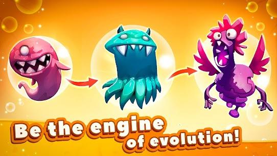 Tap Tap Monsters: Evolution Clicker MOD APK 1.7.9 (Unlimited Gold) 1