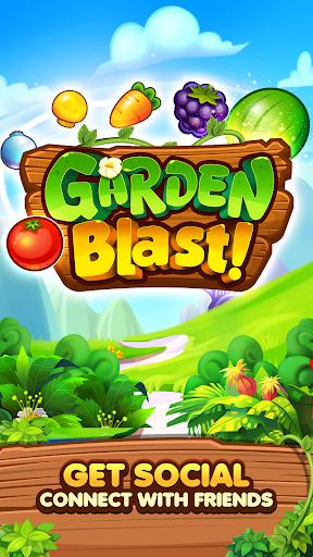 Garden Blast New 2020! Match 3 in a Row Games Free 2.1.4 screenshots 2