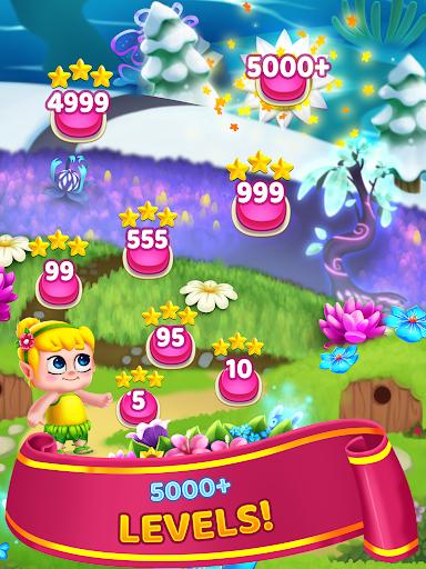 Flower Games - Bubble Shooter 4.2 screenshots 22