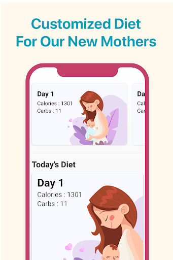 Foto do New Mom's Diet: Post Pregnancy Weight Loss Diet