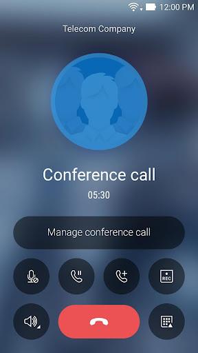 ASUS Calling Screen 23.1.0.7_160908 Screenshots 5