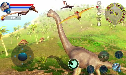 Brachiosaurus Simulator apklade screenshots 2