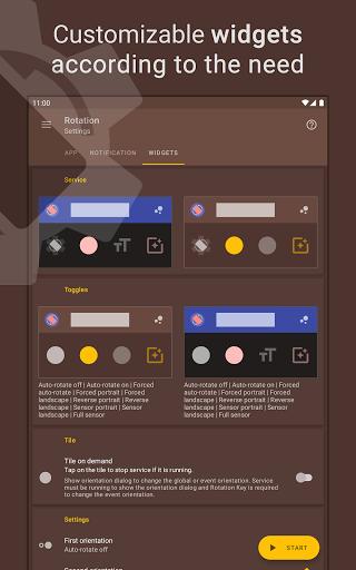 Rotation | Orientation Manager apktram screenshots 14
