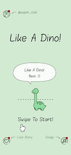 Like A Dino!  screenshots 1