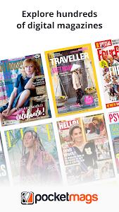 Pocketmags Magazine Newsstand 6.8.2