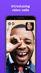screenshot of TextNow - Free Text, Voice and Video Calling App