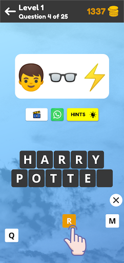 Quiz: Emoji Game, Guess The Emoji Puzzle screenshots 4