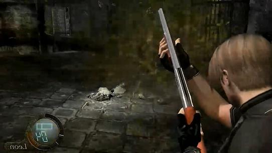Resident Evil 4 Full Apk Download 2