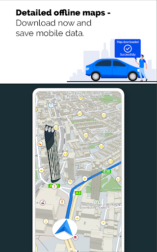 GPS Live Navigation, Maps, Directions and Explore  Screenshots 16