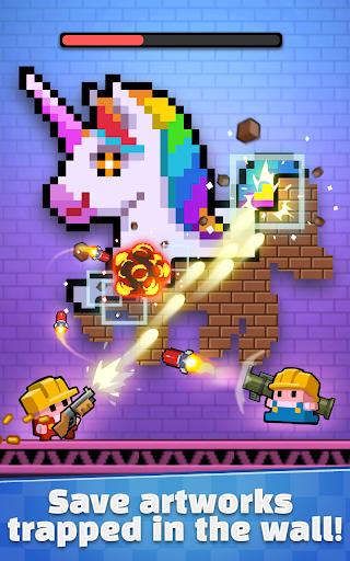 Super Retro World : Pixel Art Maker  screenshots 2