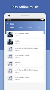 Laden Sie Music Mp3 herunter Screenshot