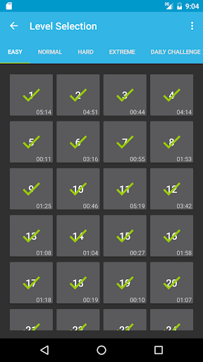 Sudoku 1.1.19b screenshots 10
