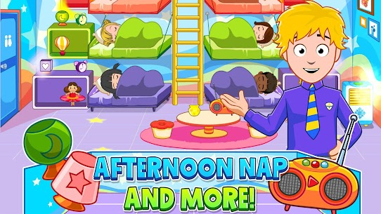My Town: Preschool Game – Learn & Fun at School Apk Lastest Version 2021** 11