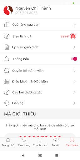BiboMart Screenshot 2