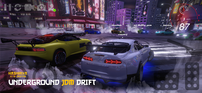 Hashiriya Drifter Online Drift Racing Multiplayer Apk 3