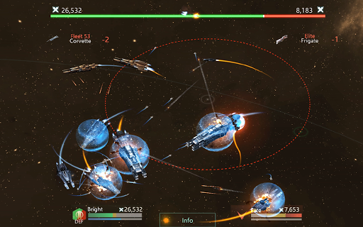 Stellaris: Galaxy Command, Sci-Fi, space strategy  screenshots 16