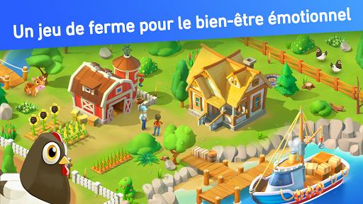Télécharger Goodville: La Ferme Aventure apk mod screenshots 1