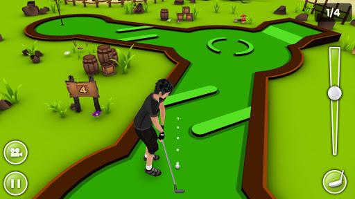 Mini Golf Game 3D  screenshots 2