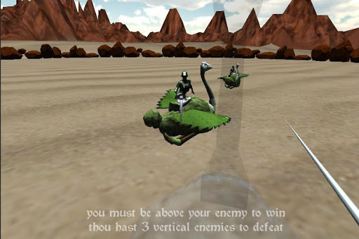 joust adventure screenshot 1