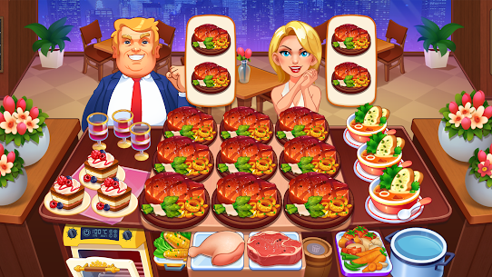 Cooking Family : Madness Restaurant Food Game 4
