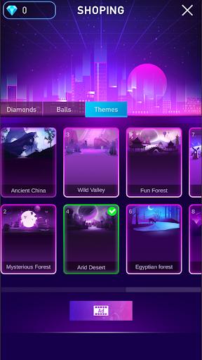 BLACKPINK ROAD : BLINK Ball Dance Tiles Game 4.0.0.1 screenshots 8