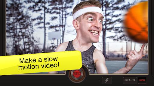 Slow motion video FX: fast & slow mo editor apktram screenshots 1