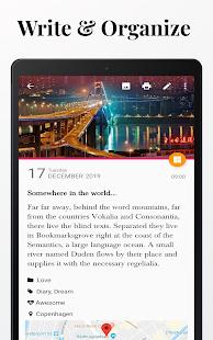 Diaro - Diary, Journal, Mood Tracker with Lock 3.91.0 Screenshots 19