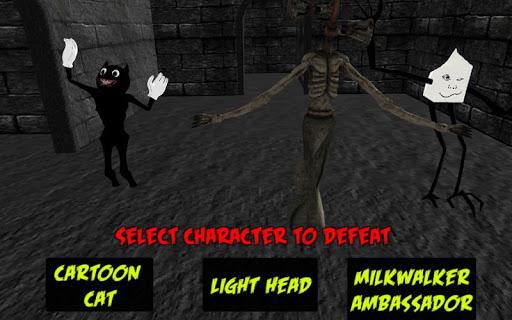 Real Joy Cartoon Cat and Light Head Night  screenshots 3