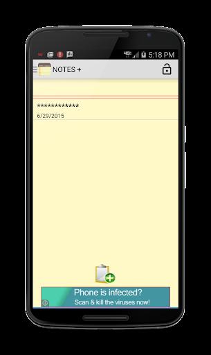 NOTES 1.27 Screenshots 2