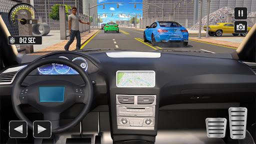 City Taxi Driver 2020 - Car Driving Simulator  screenshots 3
