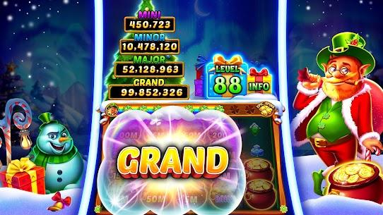 luxury rome Slot Machine