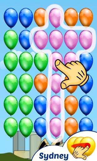 Boom Balloons - match, mark, pop and splash modavailable screenshots 8