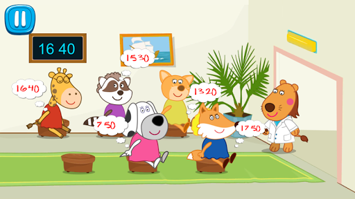 Hippo Eye Doctor: Medical game  screenshots 17