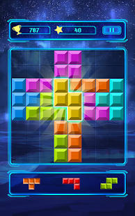 Brick block puzzle - Classic free puzzle