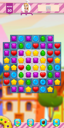 Sweet Jelly Crush Match 3 screenshot 3