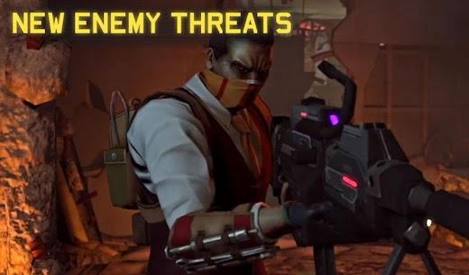 XCOM Enemy Within APK MOD 1.7.0 1