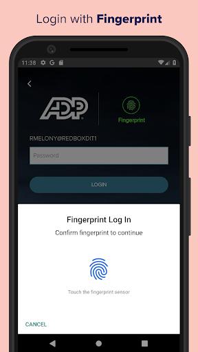 ADP Mobile Solutions screenshots 8