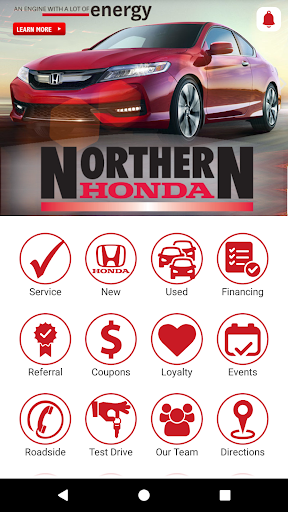 Northern Honda 4.0.0 screenshots 1