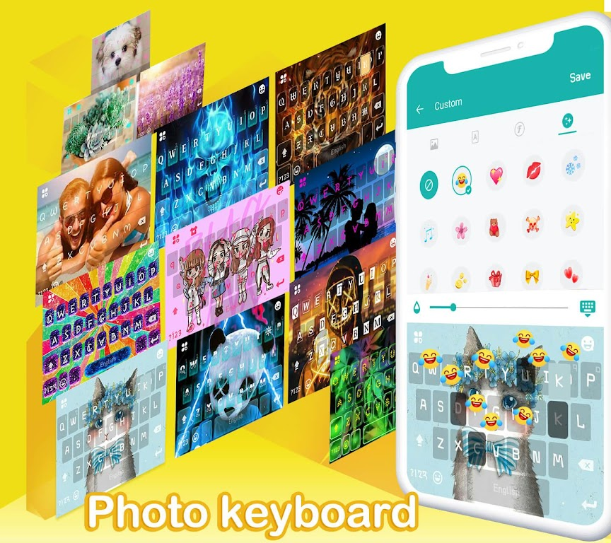 Kika Keyboard 2021 poster 5