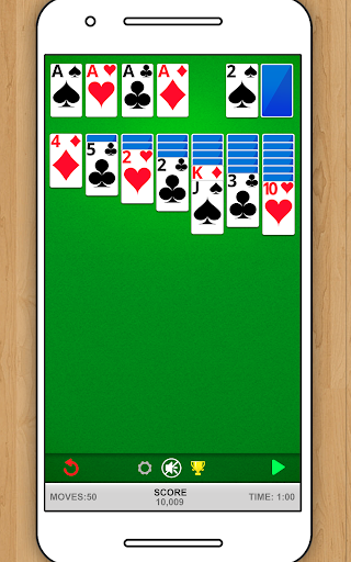 SOLITAIRE CLASSIC CARD GAME 1.5.15 screenshots 9