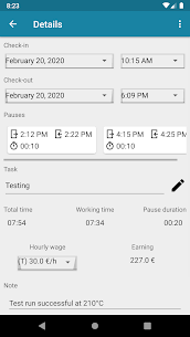 Timesheet  Time Tracker For Pc (Windows And Mac) Free Download 2