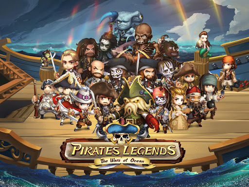 Pirates Legends  screenshots 9