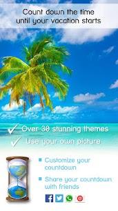 Vacation Countdown App 2.65 Download Mod Apk 2