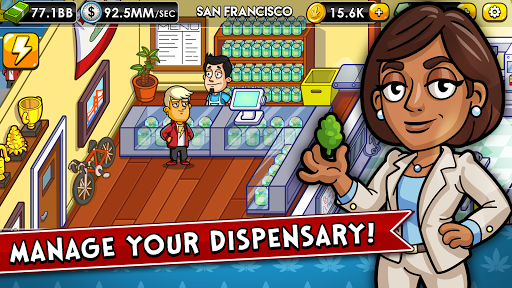Weed Inc: Idle Tycoon apkpoly screenshots 8