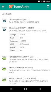 HamAlert 1.8.2 screenshots 1