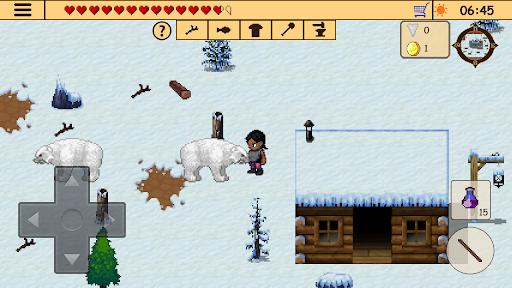Survival RPG 3: Lost in Time Adventure Retro 2d 1.3.3 screenshots 5
