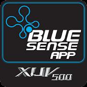 MAHINDRA BLUE SENSE APP  Icon